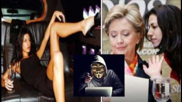 Mother of Darkness Witch HILLARY CLINTON, HUMA & ANTHONY WEINER EXPOSED (FRAZZLEDRIP) [WARNING]
